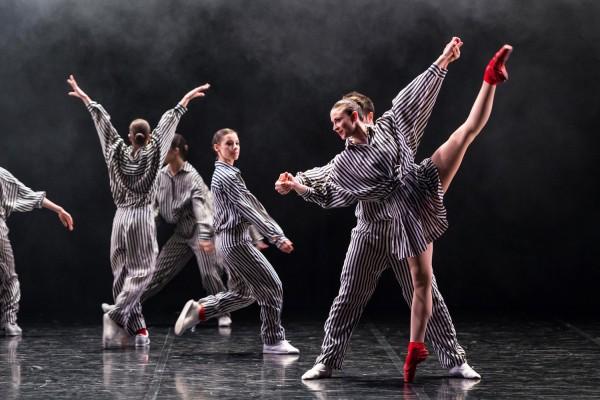 Ballet de lorraine.INTHEUPPERROOM (c) Mathieu Rousseau