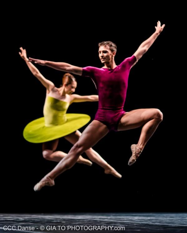 Compania Nacional de Danza de Espana - The Vertiginous thrill of exactitude photo Gia To