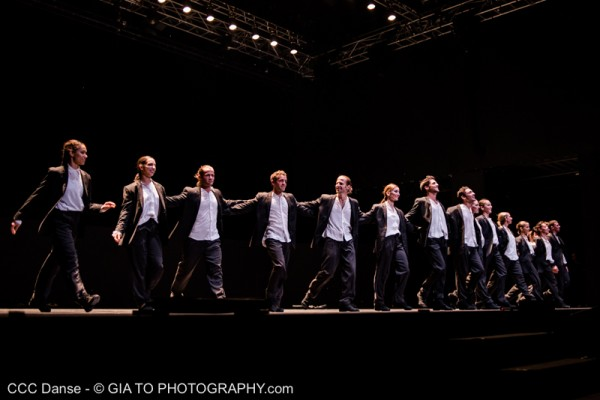 Compania Nacional de Danza de Espana à Vaison Danses photo Gia To
