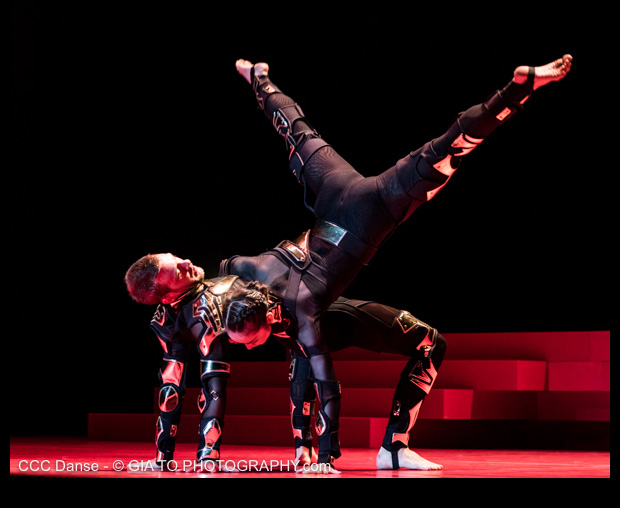 Ballet du Grand Théâtre de Genève - Vena amoris - photo Gia To