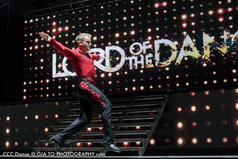 Lord of the dance - photo Gia To