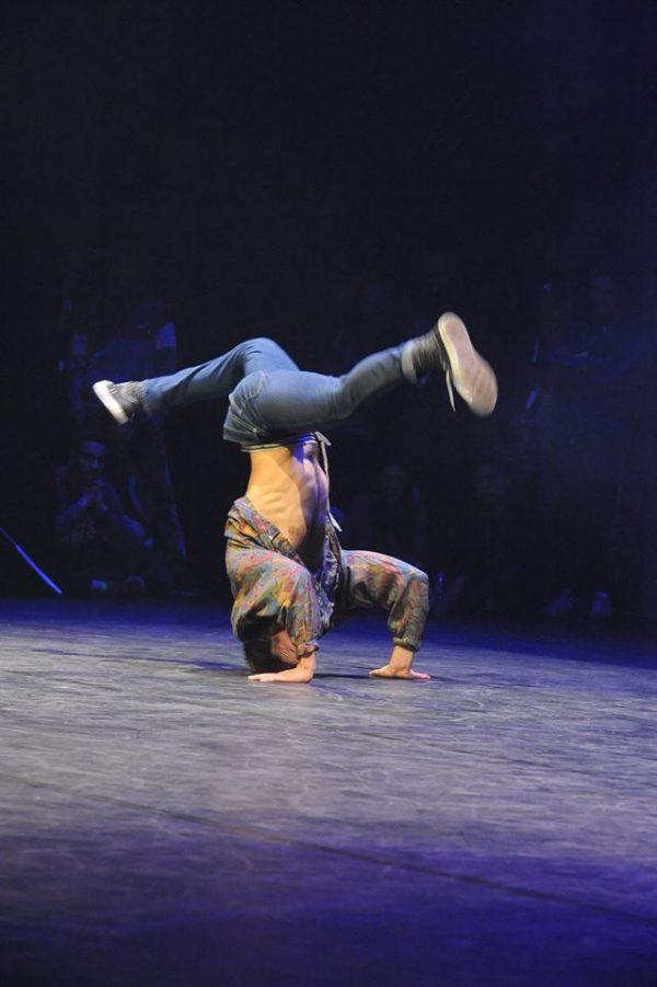 Deuxième édition du Hip-Hop don't stop festival