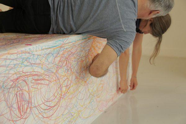 Rituel pour une géographie du sensible –Julie Nioche, Filiz Sizanli et Mustafa Kaplan