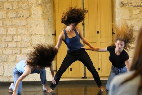 Les danses en chantier de Danse dense
