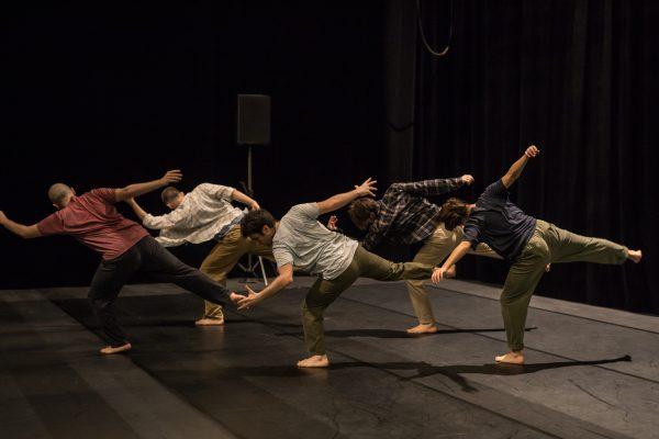 Molten, nouvelle création de la Beaver Dance Company